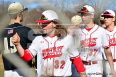 04-06 Gallery CIAC BASE; Wolcott vs. Woodland - Photo # 1177
