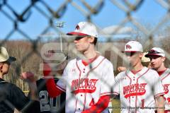 04-06 CIAC BASE; Wolcott vs. Woodland - Photo # 1172