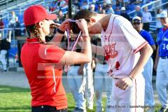 05-22 Gallery CIAC BASE; Wolcott vs. ST. Paul - NVL T. SF's - Photo # 197