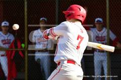 04-06 Gallery CIAC BASE; Wolcott vs. Woodland - Photo # 444