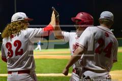 05-22 Gallery CIAC BASE; Wolcott vs. ST. Paul - NVL T. SF's - Photo # 1518