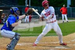 05-22 Gallery CIAC BASE; Wolcott vs. ST. Paul - NVL T. SF's - Photo # 997