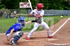 06-01 CIAC BASE; Wolcott 8 vs. Haddam-Killingworth 0 - Photo # 1258