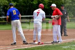 06-01 CIAC BASE; Wolcott 8 vs. Haddam-Killingworth 0 - Photo # 1855
