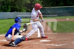 06-01 CIAC BASE; Wolcott 8 vs. Haddam-Killingworth 0 - Photo # 840