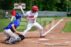 06-01 CIAC BASE; Wolcott 8 vs. Haddam-Killingworth 0 - Photo # 845