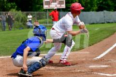 06-01 CIAC BASE; Wolcott 8 vs. Haddam-Killingworth 0 - Photo # 853