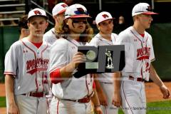 06-08 CIAC BASE; Class M Finals - Wolcott vs. St. Joseph - Photo # 2530