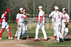 04-06 Gallery CIAC BASE; Wolcott vs. Woodland - Photo # 1166