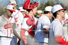 04-06 Gallery CIAC BASE; Wolcott vs. Woodland - Photo # 1191