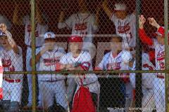 04-06 Gallery CIAC BASE; Wolcott vs. Woodland - Photo # 802