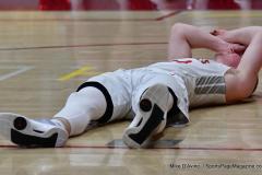 CIAC Boys Basketball; Wolcott 69 vs. East Hampton 63 - Photo # 764