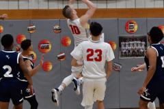 CIAC Boys Basketball; Wolcott vs. Ansonia - Photo # (185)