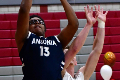 CIAC Boys Basketball; Wolcott vs. Ansonia - Photo # (244)