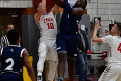 CIAC Boys Basketball; Wolcott vs. Ansonia - Photo # (280)