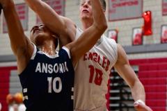 CIAC Boys Basketball; Wolcott vs. Ansonia - Photo # (440)