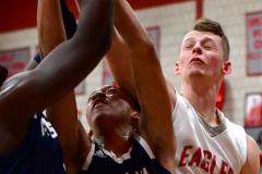 CIAC Boys Basketball; Wolcott vs. Ansonia - Photo # (441)