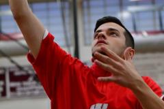 CIAC Boys Basketball; Wolcott 47 vs. Greenwich 76 - Photo # 043