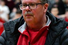 CIAC Boys Basketball; Wolcott 81 vs. Oxford 74 - Photo # 150