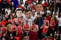 CIAC Boys Basketball; Wolcott vs. Ansonia - Photo # (169)