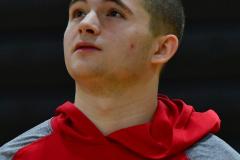 CIAC Boys Basketball; Watertown 63 vs. Wolcott 73 - Photo # 042