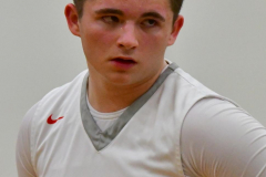 CIAC Boys Basketball; Wolcott 47 vs. Greenwich 76 - Photo # 667