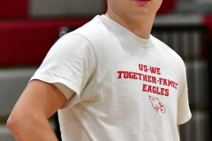 CIAC Boys Basketball; Wolcott 69 vs. East Hampton 63 - Photo # 011