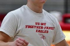 CIAC Boys Basketball; Wolcott 69 vs. East Hampton 63 - Photo # 036