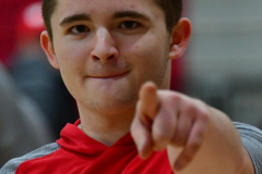 CIAC Boys Basketball; Wolcott 81 vs. Oxford 74 - Photo # 104