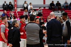 CIAC Boys Basketball; Wolcott 81 vs. Oxford 74 - Photo # 116