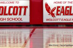 CIAC Boys Basketball; Wolcott 81 vs. Oxford 74 - Photo # 332