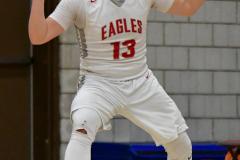 CIAC Boys Basketball; Wolcott vs. Ansonia - Photo # (518)
