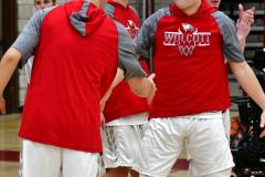CIAC Boys Basketball; Wolcott vs. Ansonia - Photo # (83)