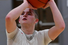 Gallery CIAC Boys Basketball; Wolcott vs. Derby - Photo # 855
