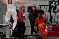 Gallery CIAC Boys Basketball; Wolcott vs. Derby - Photo # 919