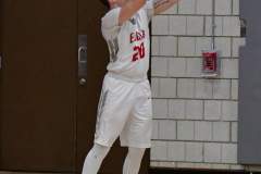 CIAC Boys Basketball; Wolcott 69 vs. East Hampton 63 - Photo # 476