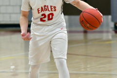 CIAC Boys Basketball; Wolcott vs. Ansonia - Photo # (886)