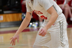 Gallery CIAC Boys Basketball; Wolcott vs. Derby - Photo # 563