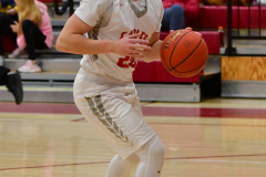 Gallery CIAC Boys Basketball; Wolcott vs. Derby - Photo # 603