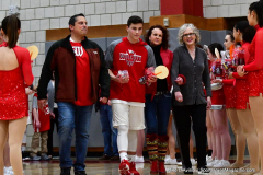 Wolcott High Senior Night Festivities - Photo # (266)