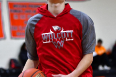 CIAC Boys Basketball; Watertown 63 vs. Wolcott 73 - Photo # 005