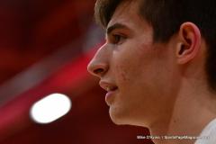 CIAC Boys Basketball; Wolcott 69 vs. East Hampton 63 - Photo # 017