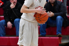 CIAC Boys Basketball; Wolcott 69 vs. East Hampton 63 - Photo # 997