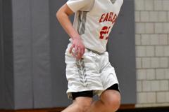 CIAC Boys Basketball; Wolcott vs. Ansonia - Photo # (503)