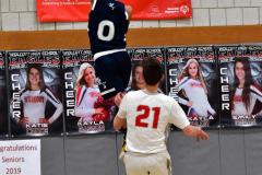 CIAC Boys Basketball; Wolcott vs. Ansonia - Photo # (554)