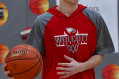 CIAC Boys Basketball; Wolcott vs. Ansonia, Pregame - Photo # (168)