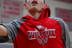 Gallery CIAC Boys Basketball; Wolcott vs. Derby - Photo # 746