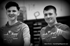CIAC Boys Basketball; Watertown 63 vs. Wolcott 73 - Photo # 019