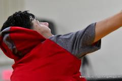 CIAC Boys Basketball; Watertown 63 vs. Wolcott 73 - Photo # 034