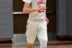 CIAC Boys Basketball; Wolcott 69 vs. East Hampton 63 - Photo # 713